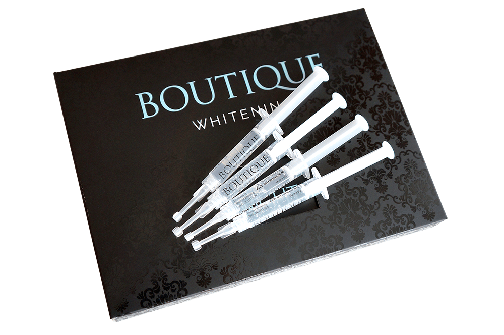 boutique whitening kit
